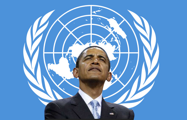 President Obama just gave $500 million of Your Money to the UN Green Fund